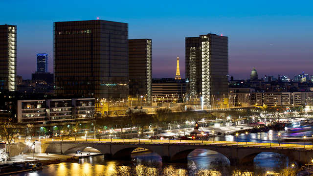 Pullman Paris Centre Bercy - destination