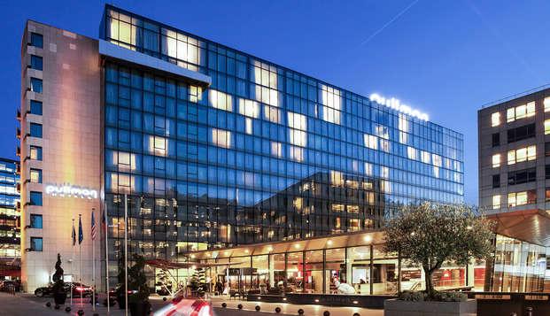 Pullman Paris Centre Bercy - facade