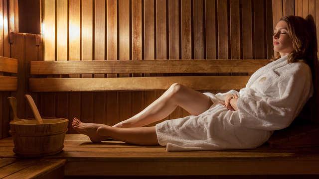 Pullman Paris Centre Bercy - sauna