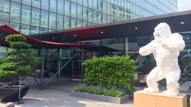 Pullman Paris Centre Bercy - entrance