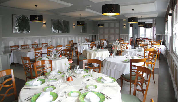 Ontspanning en gastronomie in een Junior Suite in het hart van de Marnevallei