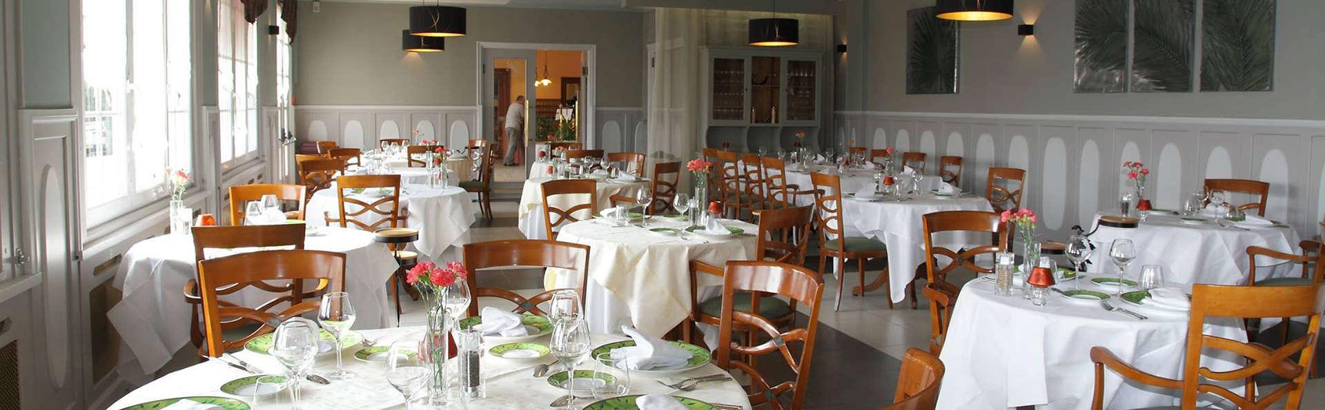 Week-end avec dîner à une heure de Paris