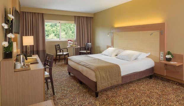 Hotel Lyon Metropole Spa - superior