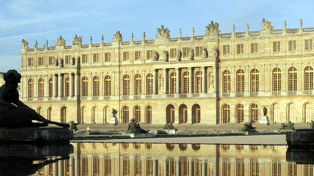 Week-end avec entrée au Château de Versailles Pass 1 Jour