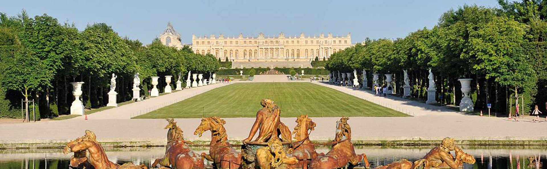 Escapada descubrimiento del palacio de Versalles (Abono de 2 días)