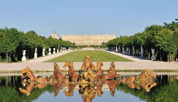 Week-end découverte au Château de Versailles (Pass 2 jours)