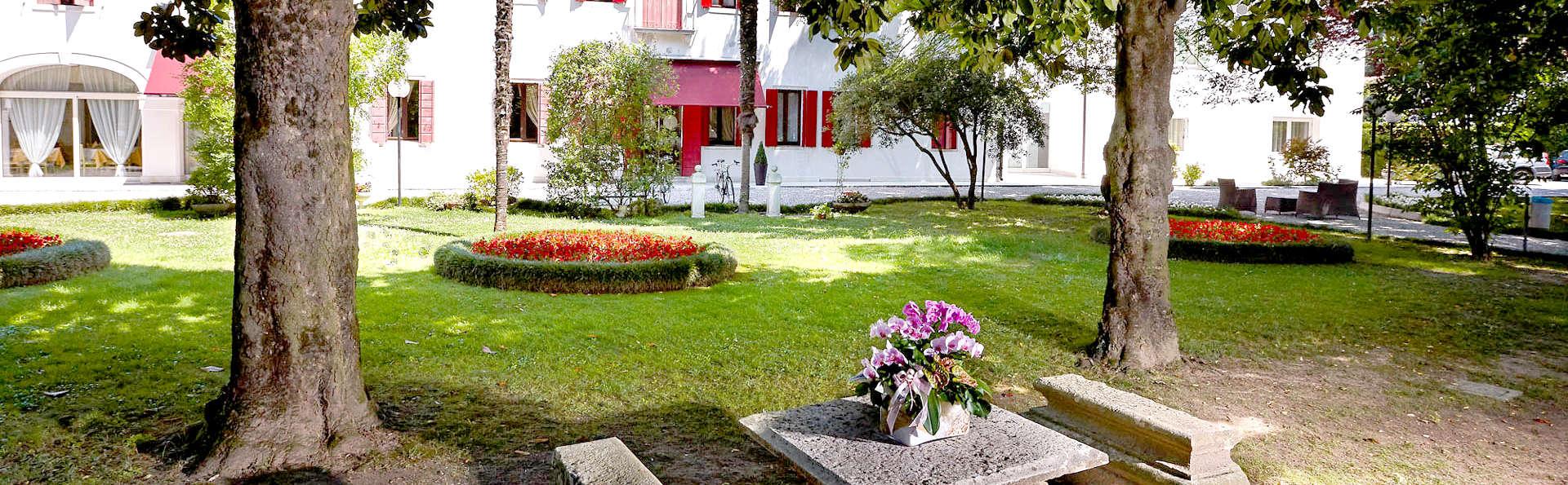 Scopri il Veneto in villa a Mirano, alle porte di Venezia