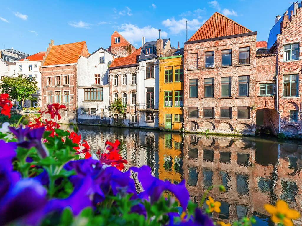 Séjour Belgique - Séjour en studio au coeur de Gand