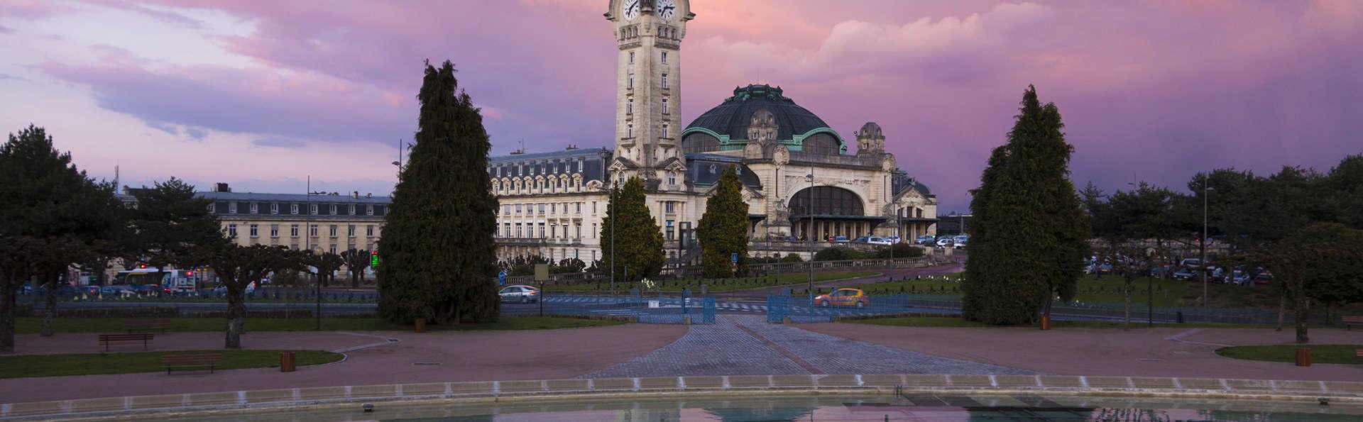 City-trip à Limoges en chambre double (gratuit pour un enfant)