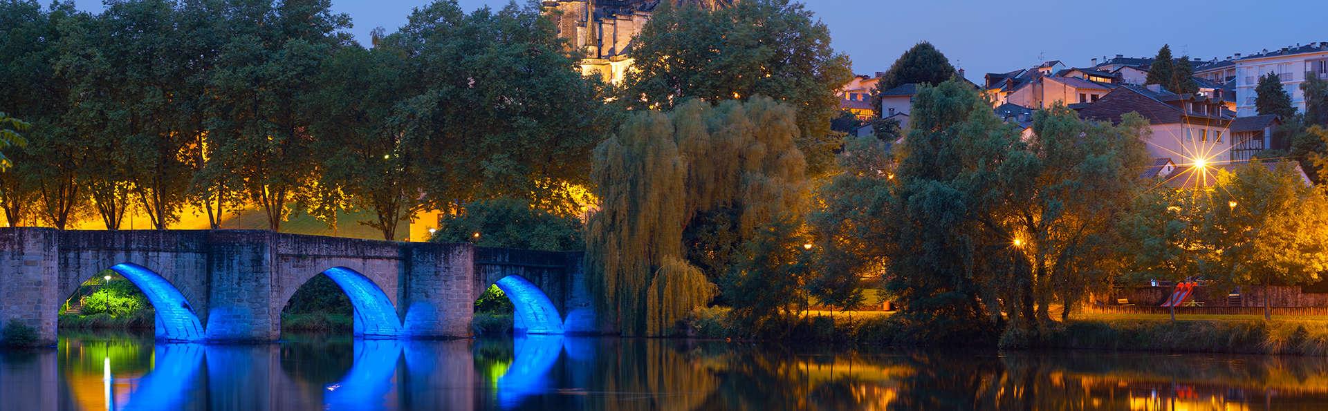 City-trip à Limoges en chambre triple