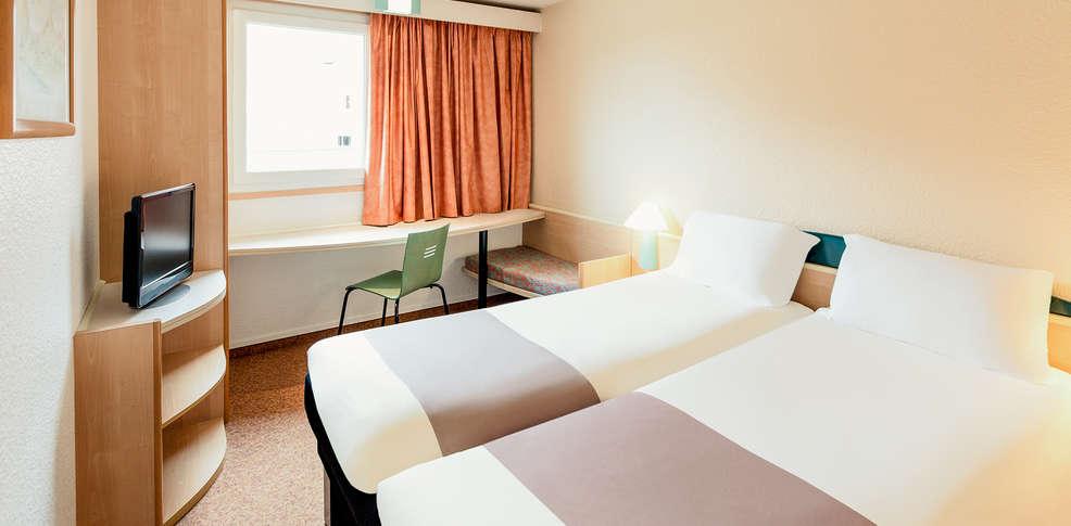 Reservation Hotel Ibis Lyon