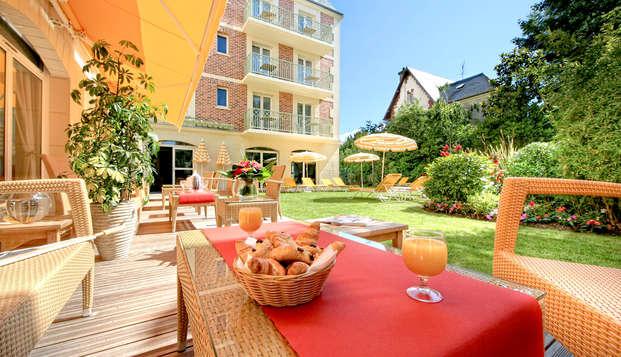 La Closerie Deauville - Terrace