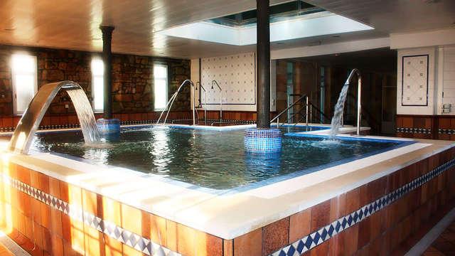 Escapada relax en un Balneario con acceso al spa incluido en medio de un precioso entorno rural