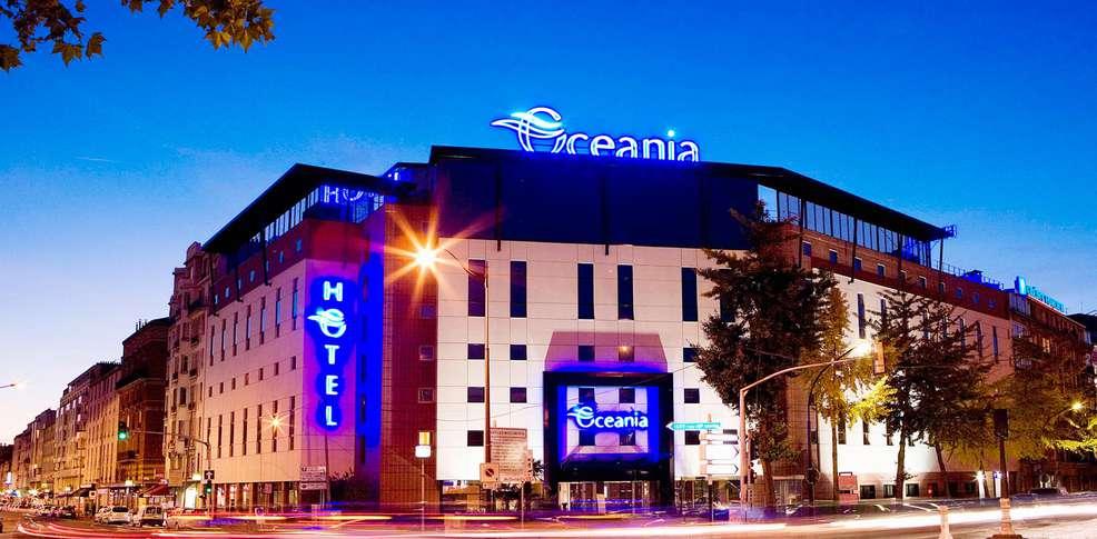 Oceania paris porte de versailles 4 paris france for Reservation hotel a paris gratuit