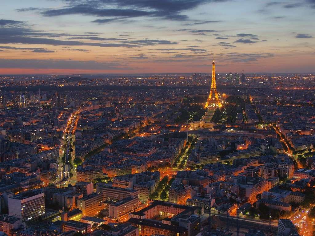 Pause détente à Paris 4* - 1