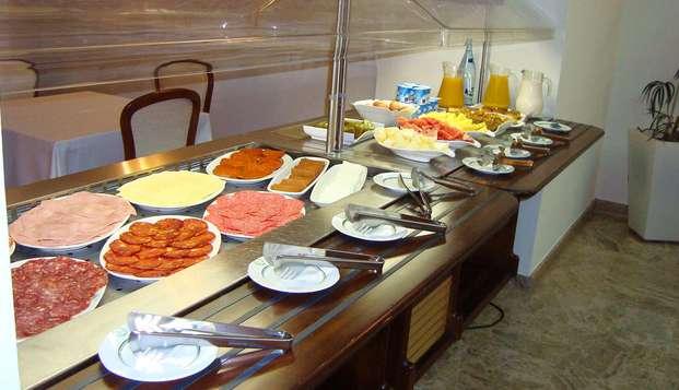 Sercotel Hotel Ciscar - buffet