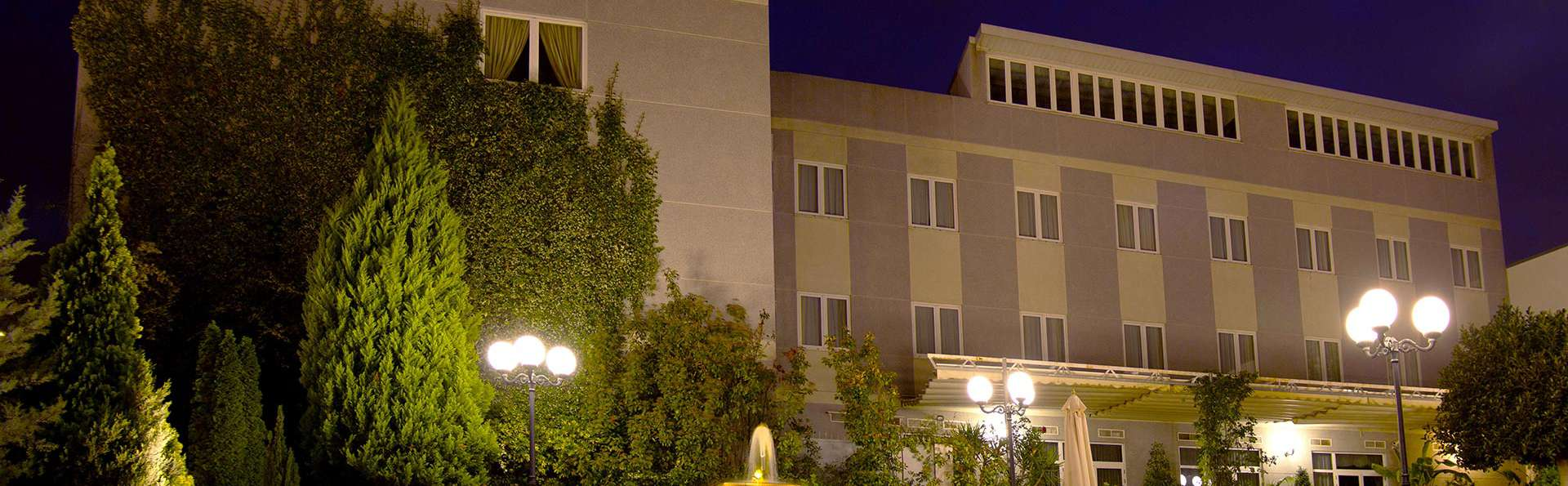Sercotel Hotel Ciscar - edit_facade2.jpg