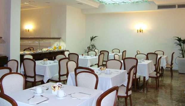 Sercotel Hotel Ciscar - restaurant