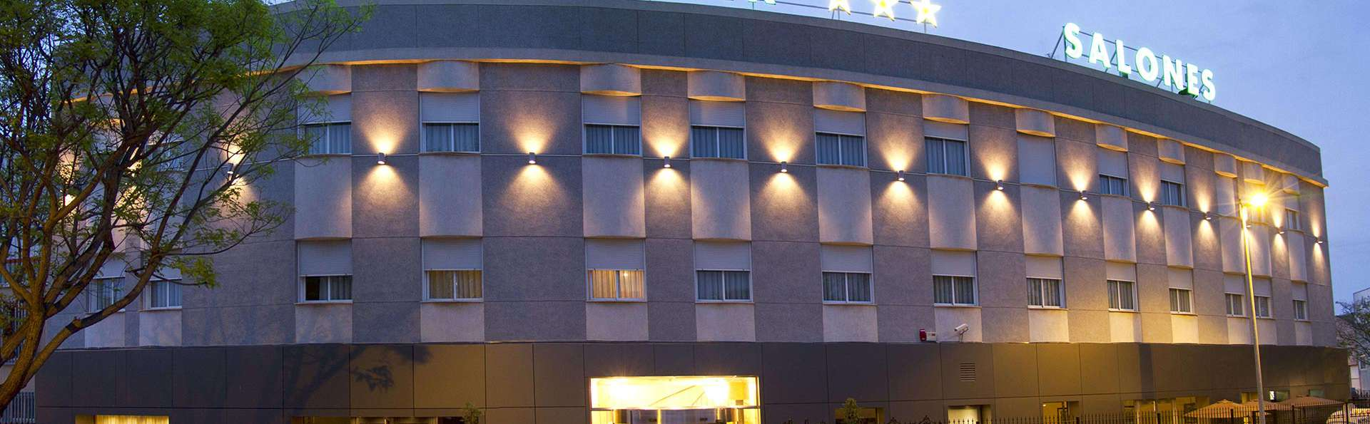 Sercotel Hotel Ciscar - edit_facade1.jpg