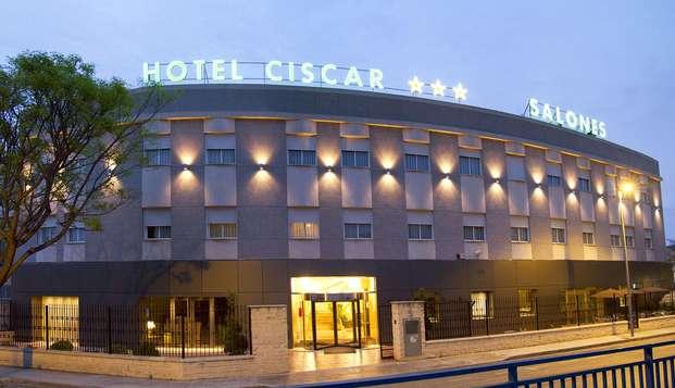 Sercotel Hotel Ciscar - facade
