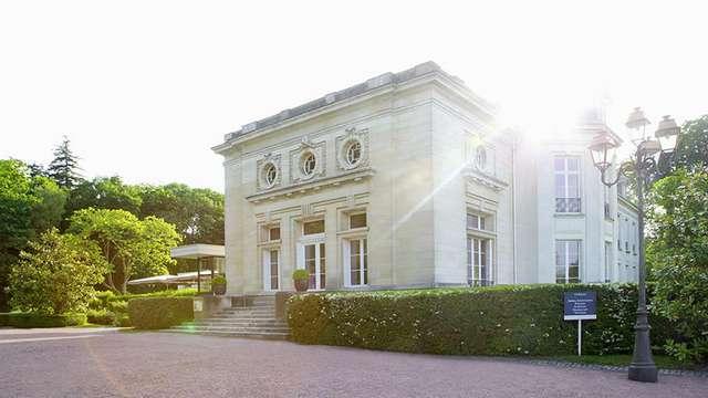 Romantisme à deux pas de Paris