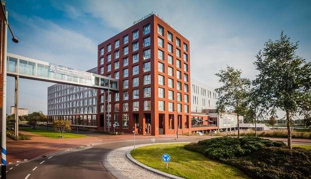 City Resort Hotel Helmond - facade