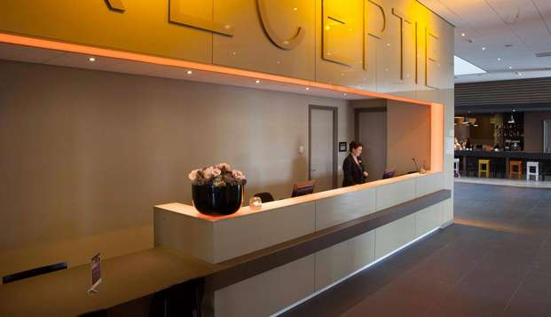City Resort Hotel Helmond - reception