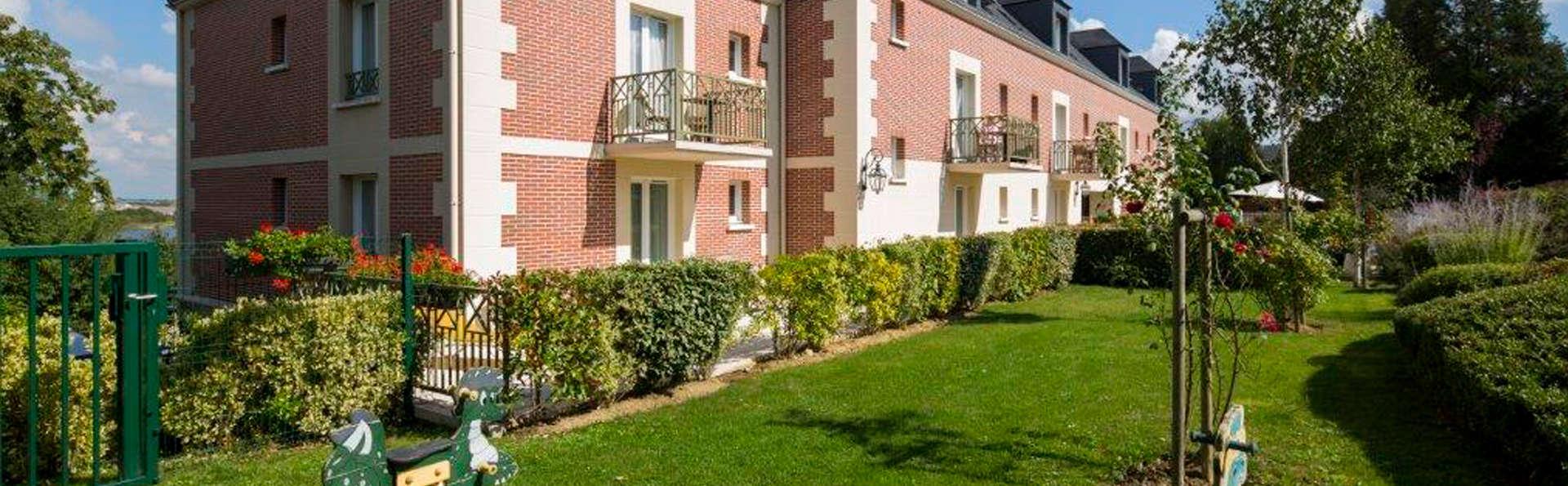 Tulip Inn Residence Honfleur  - edit_garden02.jpg