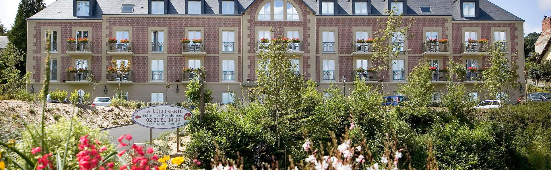 Tulip Inn Residence Honfleur  - edit_front3.jpg