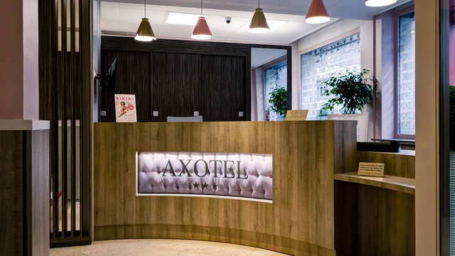 Hotel Axotel Perrache - Reception