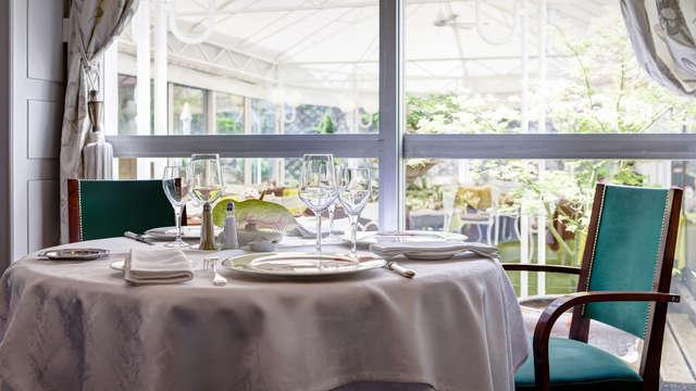 Hotel Axotel Perrache - Salle Terrasse