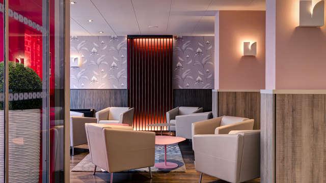 Hotel Axotel Perrache - Salon Reception