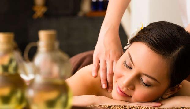 Verwennerij op de Veluwe: diner en choco-massage (vanaf 2 nachten)