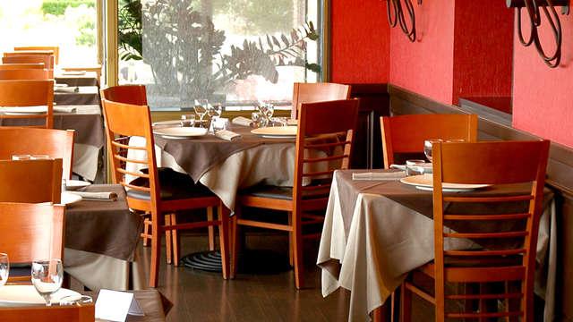 La Cremaillere Cote Mer et Hotel Cote Jardin - Restaurant