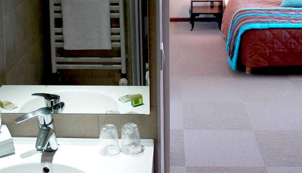 La Cremaillere Cote Mer et Hotel Cote Jardin - Room