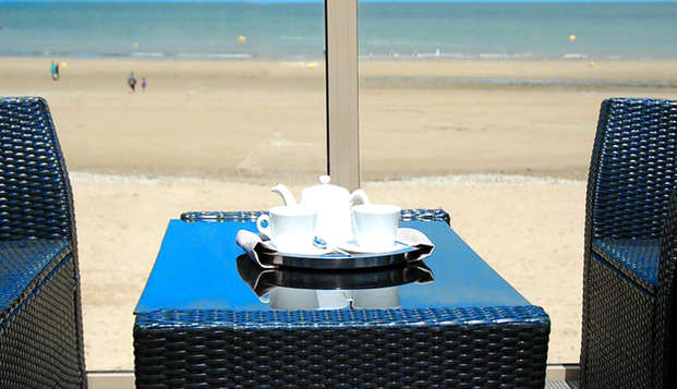 La Cremaillere Cote Mer et Hotel Cote Jardin - view