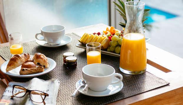 Clarion Suites Cannes Croisette - breakfast