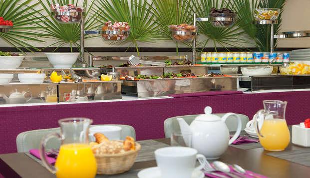 Clarion Suites Cannes Croisette - buffet