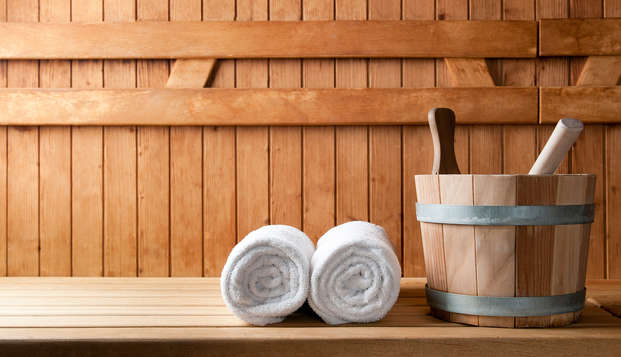 Clarion Suites Cannes Croisette - Fotolia sauna