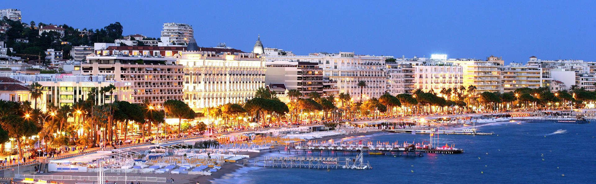 Détente et tourisme au cœur de Cannes