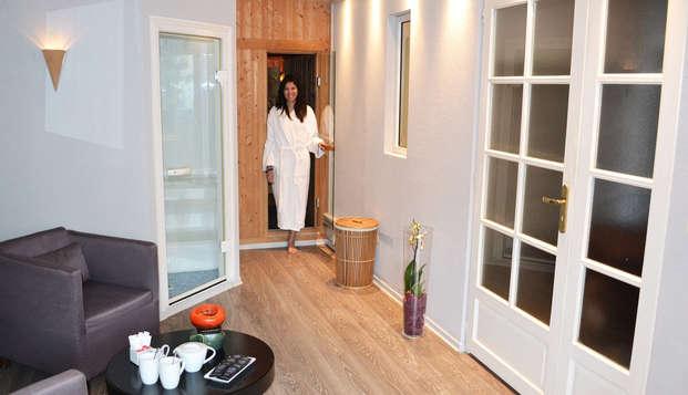 Clarion Suites Cannes Croisette - sauna