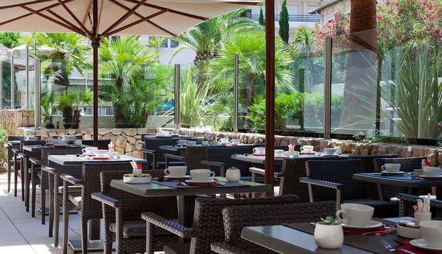 Clarion Suites Cannes Croisette - terras