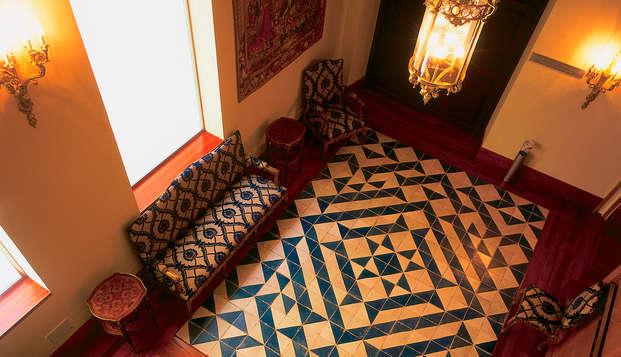 Escapade en pension complète dans un hôtel-boutique d'Orihuela