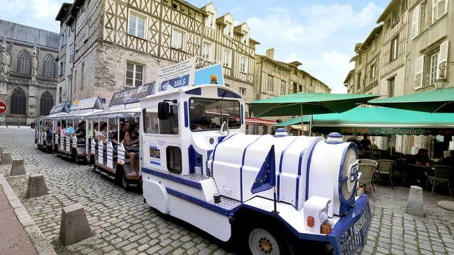 Descubre Limoges con City Pass incluido