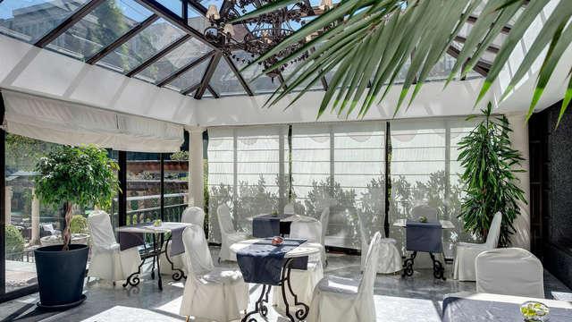 Hotel Miguel Angel by BlueBay - terrace