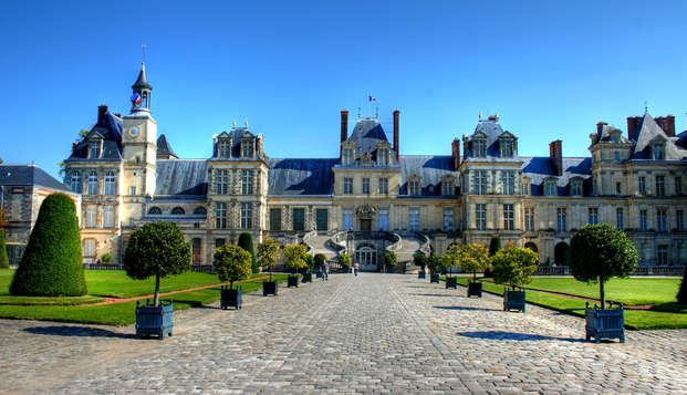 Virée historique au Château de Fontainebleau