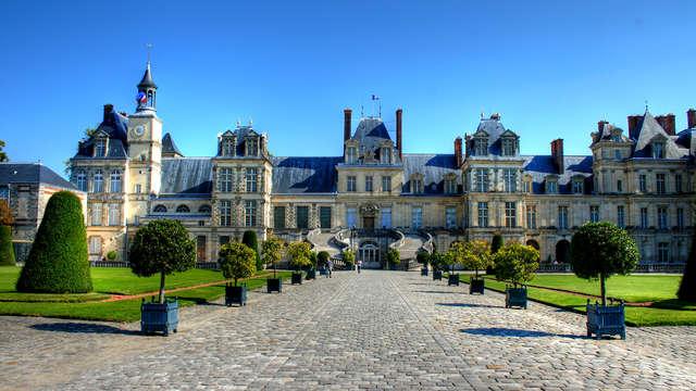 Explora Fontainebleau y visita su magnífico palacio