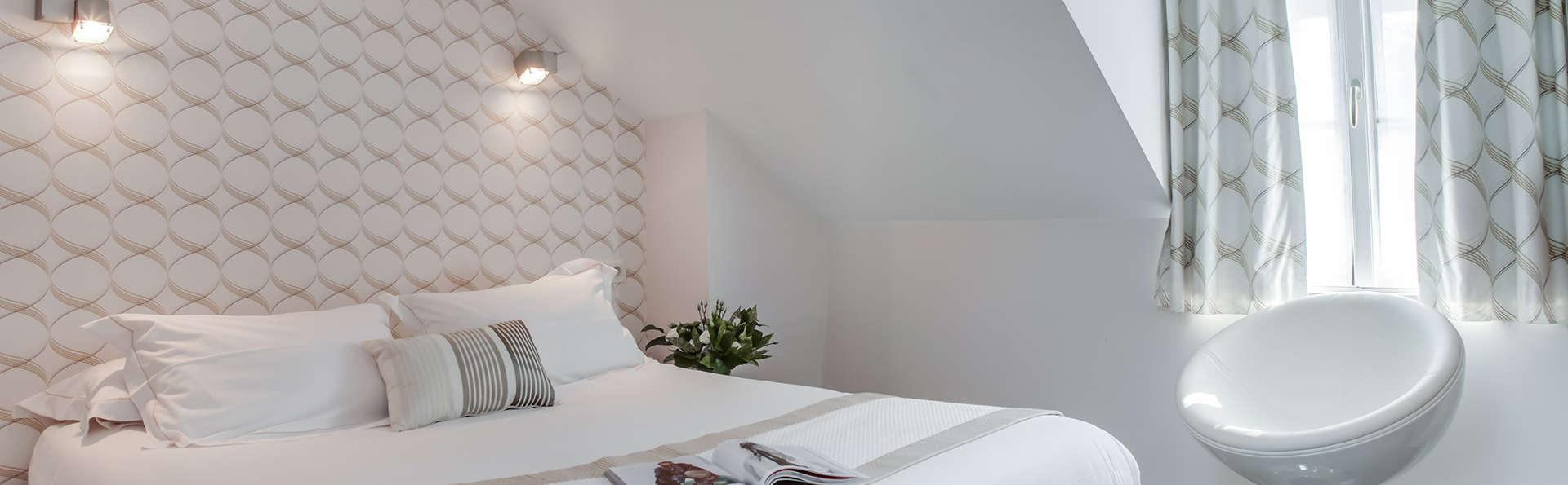 Week-end romantique en chambre privilège à Fontainebleau  (-30% de remise à partir de la 2ème nuit)
