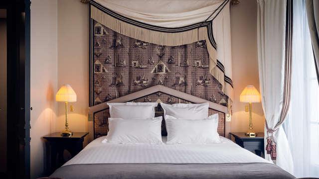 Douce nuit en chambre deluxe près de l'Opéra Garnier