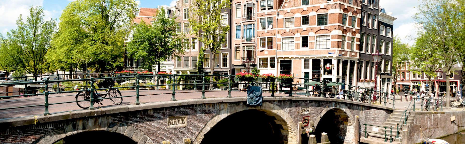 Luxe et charme près de Museumplein à Amsterdam (non remboursable)